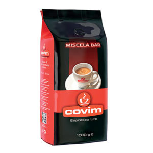 Prokava.cz – Covim Miscela Bar 1 kg Zrnková káva