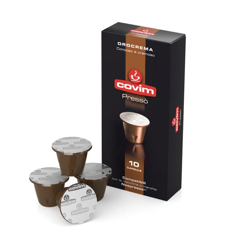 Prokava.cz - Covim Orocrema pro Nespresso
