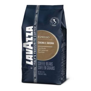 Prokava –  Lavazza Crema Aroma 1 kg Zrnková káva
