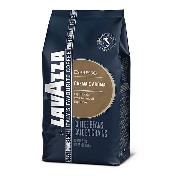 Prokava - Lavazza Crema Aroma 1 kg Zrnková káva