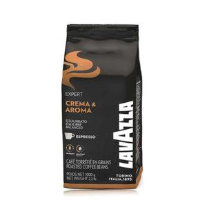 Prokava.cz – Lavazza Crema Aroma 1 kg Zrnková káva