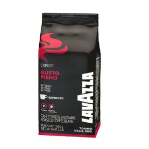 Prokava.cz – Lavazza Gusto Pieno 1 kg Zrnková káva