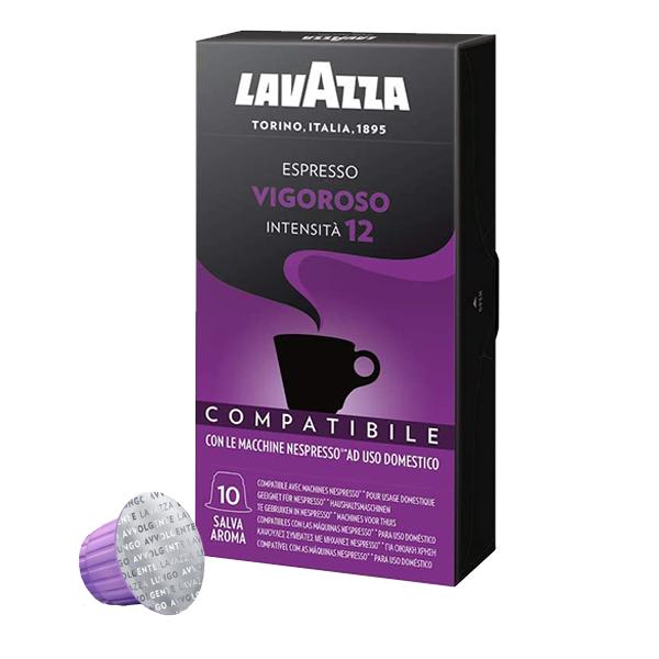 Prokava - Lavazza Vigoroso pro Nespresso 10ks